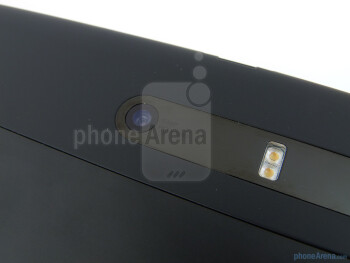 The Motorola XOOM has a 5MP camera on the back - Motorola XOOM Review