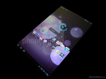 Viewing angles of the Motorola XOOM - Motorola XOOM Review