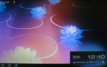 Motorola XOOM - Notifications systems - T-Mobile G-Slate vs BlackBerry PlayBook vs Apple iPad 2 vs Motorola XOOM