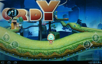 Cordy - Dungeon Defenders - Motorola XOOM Review