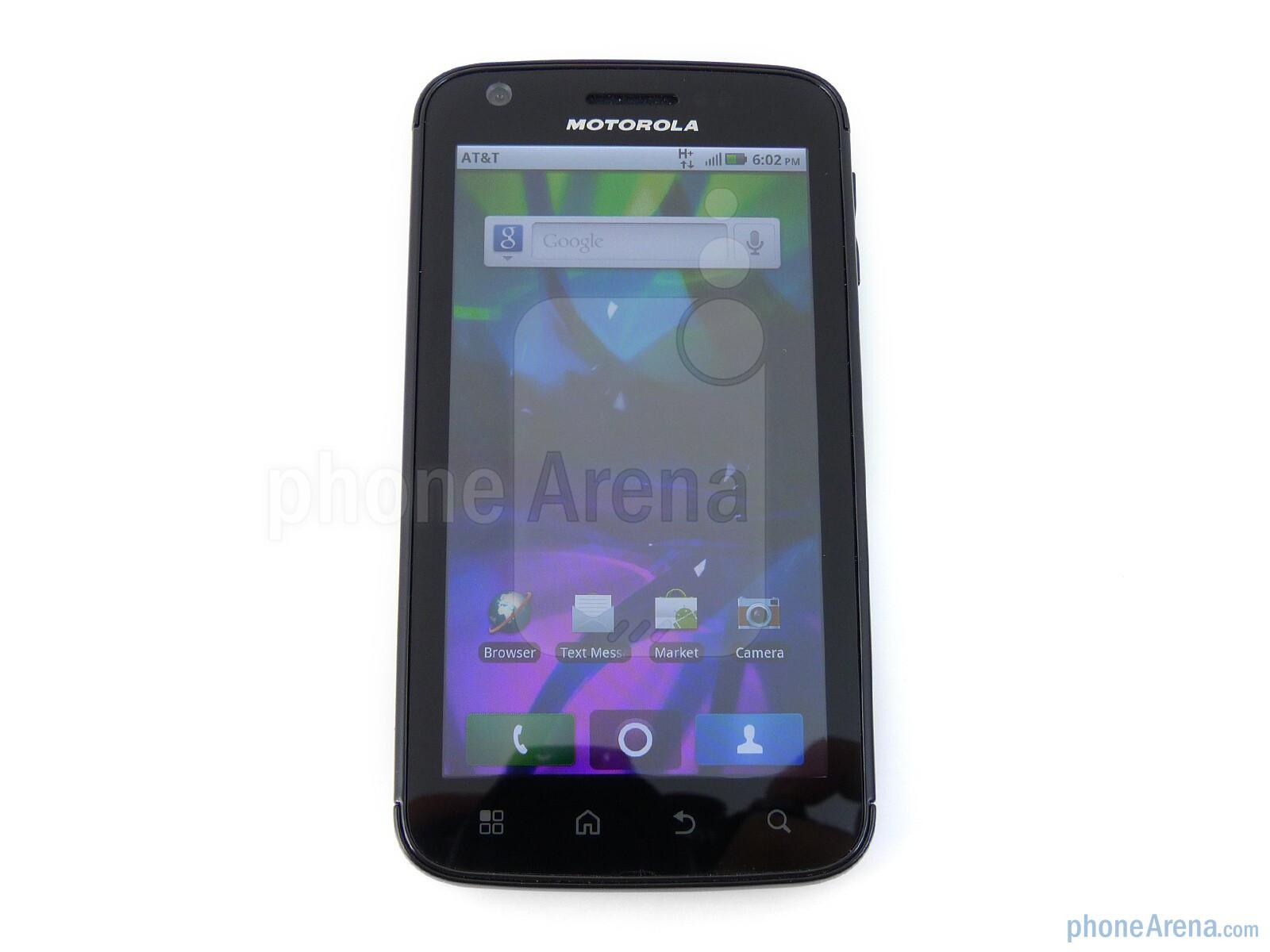 Motorola atrix 4g прошивка 8