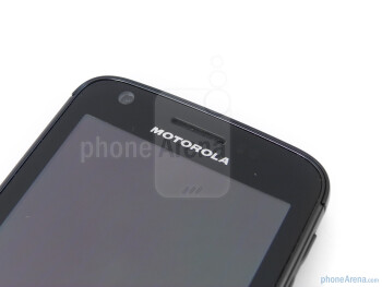 Front facing camera - Motorola ATRIX 4G Review