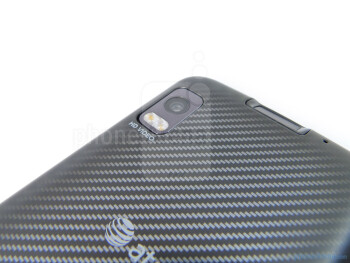 The back of the Motorola ATRIX 4G - Motorola ATRIX 4G Review