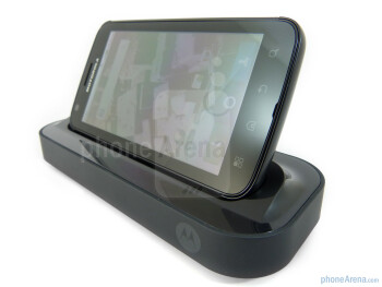 The multimedia dock - Motorola ATRIX 4G Review