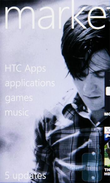 Marketplace - HTC 7 Pro Review