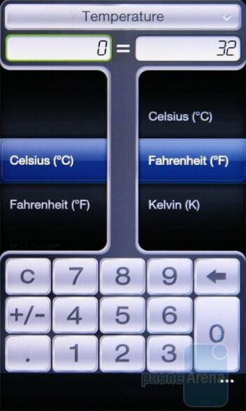 Converter - HTC 7 Pro Review