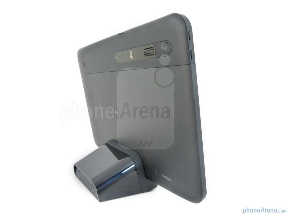 The Standard Dock for the Motorola XOOM - Motorola XOOM Bluetooth Keyboard Review