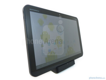 The Standard Dock for the Motorola XOOM - Motorola XOOM Bluetooth Keyboard Review