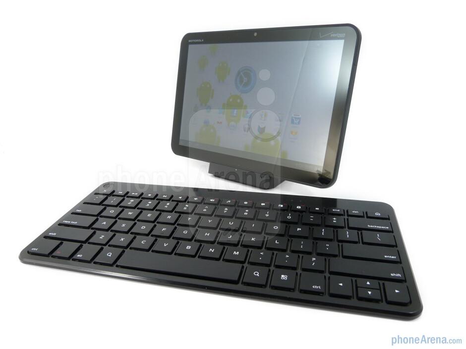 Motorola XOOM Bluetooth Keyboard Review