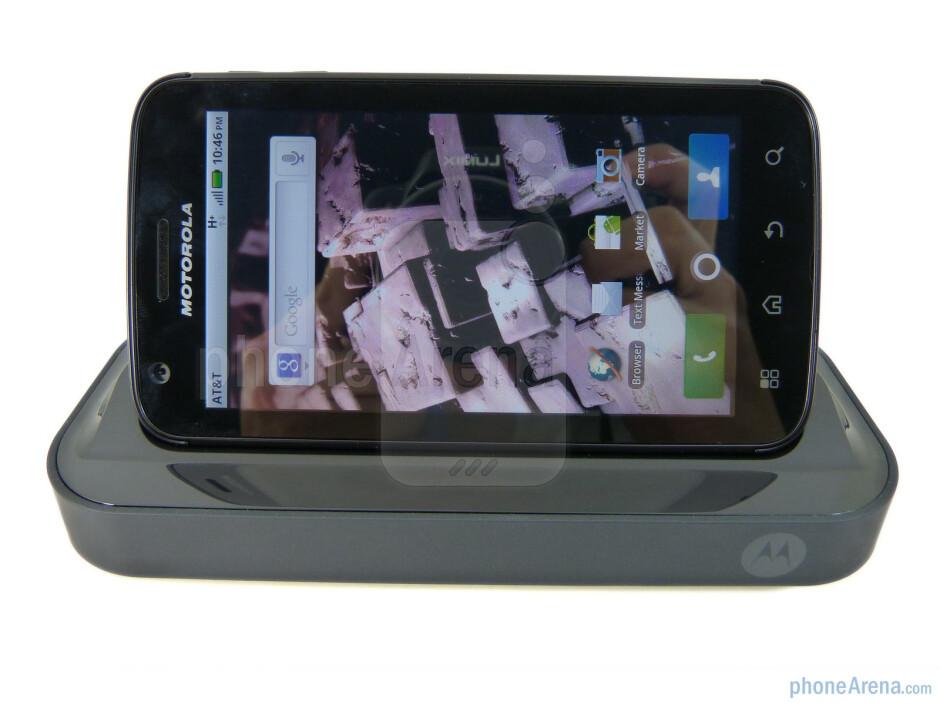 Motorola ATRIX 4G HD Multimedia Dock Review