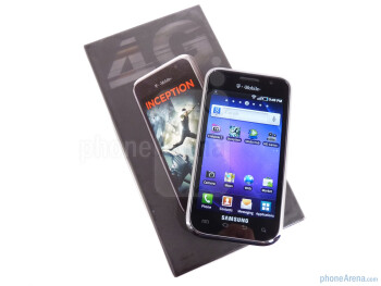Samsung Galaxy S 4G Review