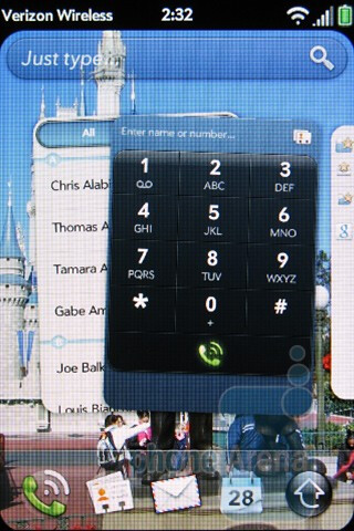 Multi-tasking - Verizon Pre 2 Review