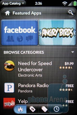 The App Catalog - Verizon Pre 2 Review