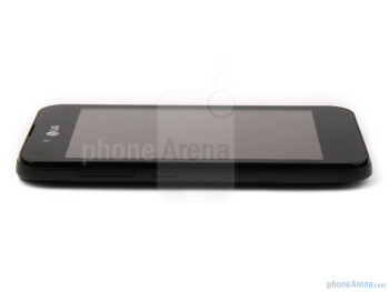 Страните на LG Optimus Black - LG Optimus Black Превю
