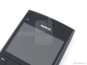"The Nokia X2 boasts a low quality 2.4"" QVGA TFT display - Nokia X2 for T-Mobile Review"