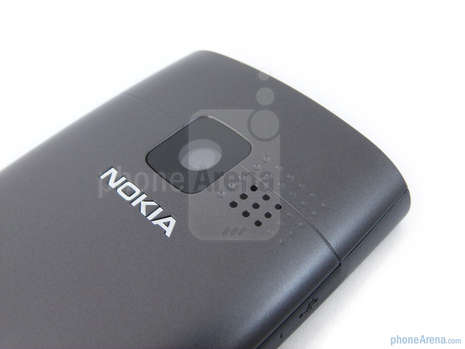Back - Nokia X2 for T-Mobile Review