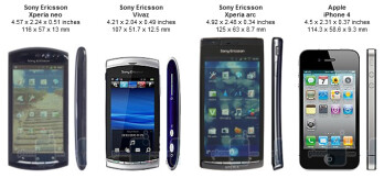 Sony Ericsson Xperia neo Preview