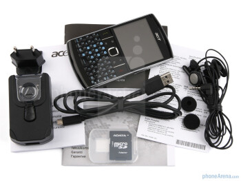 Acer beTouch E210 Review