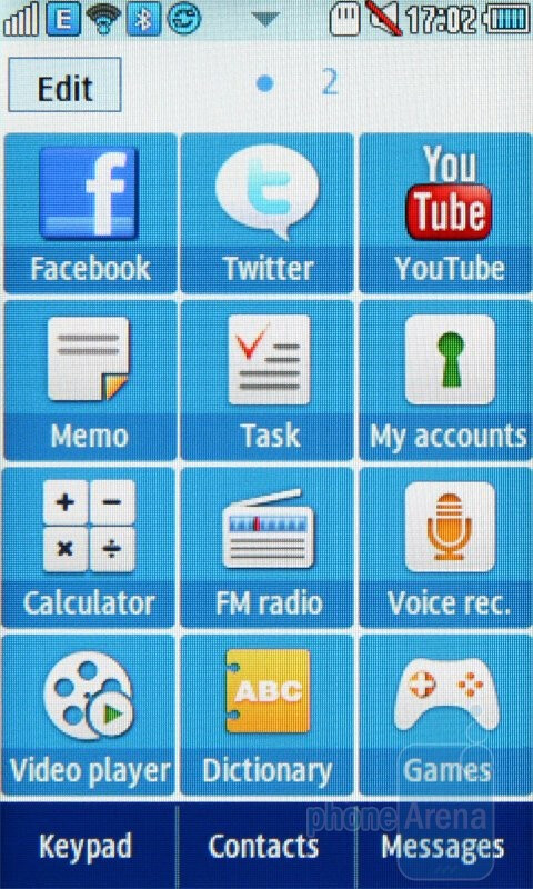 theme samsung gt-s5260 mobile9