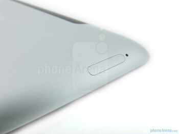 microSIM card slot - Apple iPad 2 Review