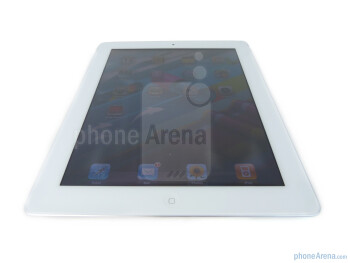 Brightness and viewing angles of the Apple iPad 2 - Apple iPad 2 Review