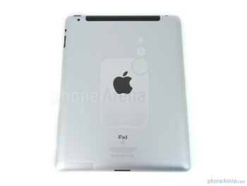 Back - Apple iPad 2 Review