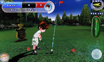 Lets Golf 2 - Third party apps on the HTC ThunderBolt - Motorola DROID 3 vs HTC ThunderBolt