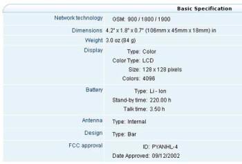 Nokia 6610 review