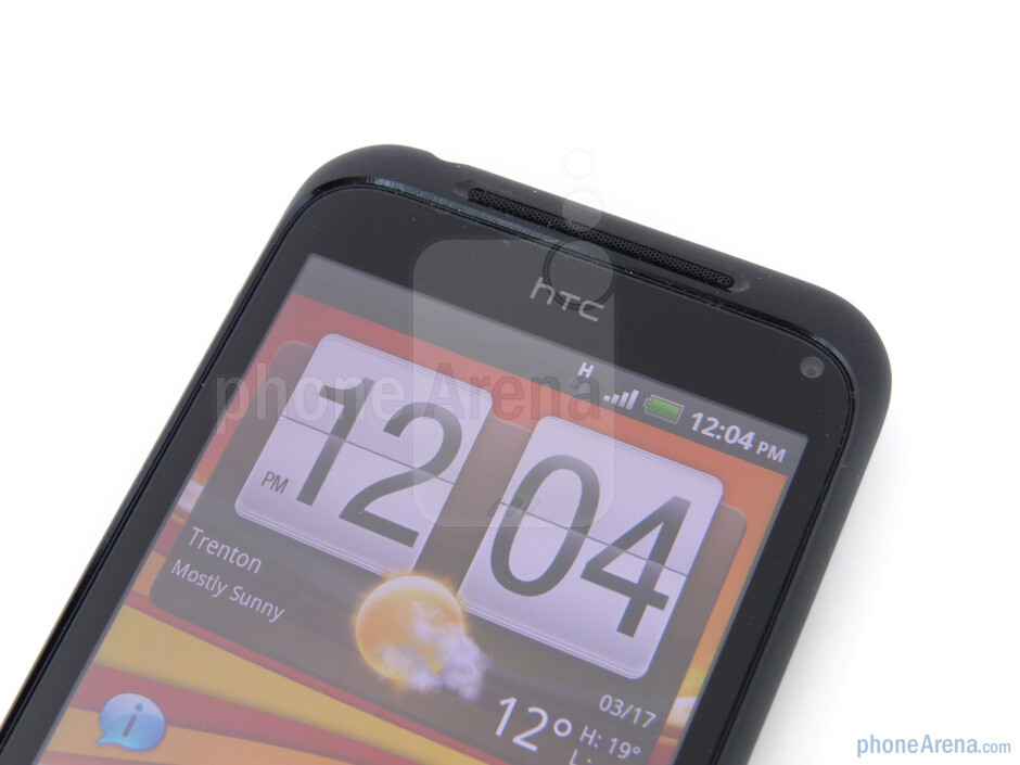 Front-facing camera - HTC Incredible S Review