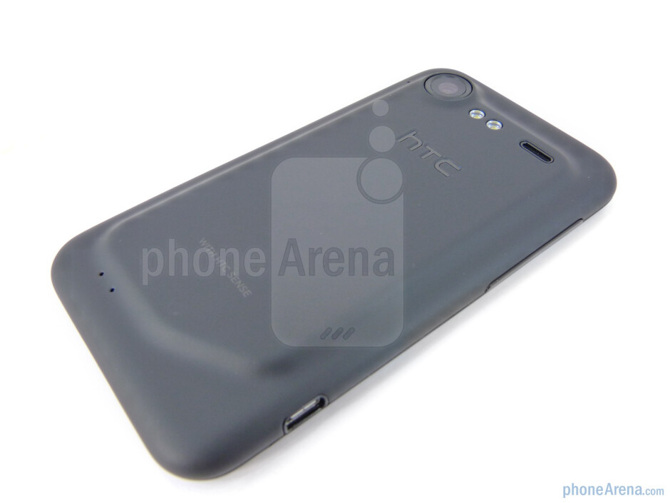 Back - HTC Incredible S Review