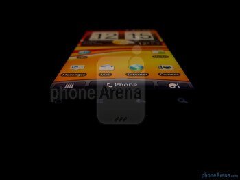 "The HTC Incredible S boasts a 4"" Super LCD capacitive display - HTC Incredible S Review"