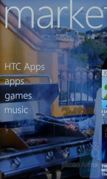 Marketplace - HTC Arrive Review