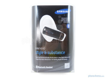 Samsung HM1610 Review