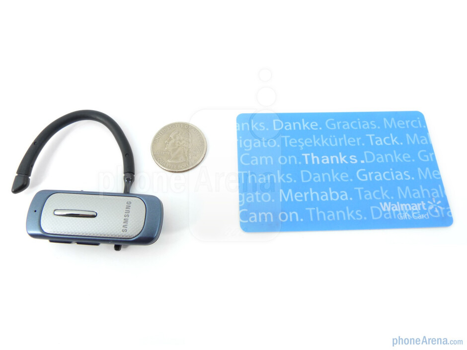 The Samsung HM3600 Bluetooth headset is advertised to minimize ear fatigue during prolonged usage - Samsung HM3600 Review