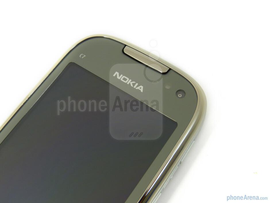 Front-facing camera - Nokia Astound Review