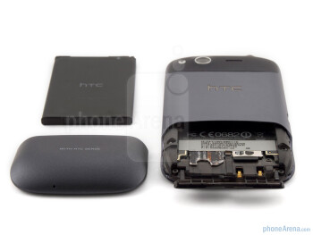 Back - HTC Desire S Review