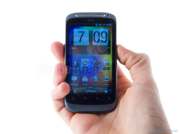 The HTC Desire S is undeniably robust in the hand with great weighting - HTC Desire S Review