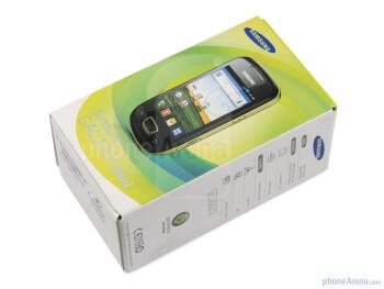 Samsung GALAXY mini Review
