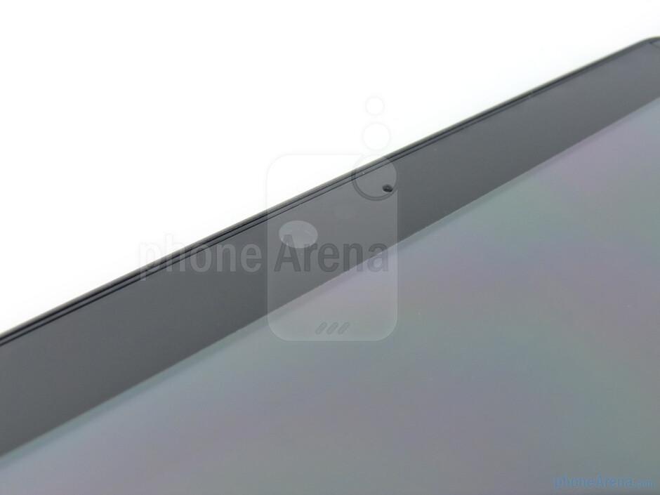 Front facing camera - Dell Streak 7 Review