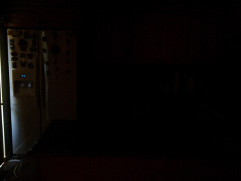 Darkness - Indoor samples - Samsung Galaxy Indulge Review