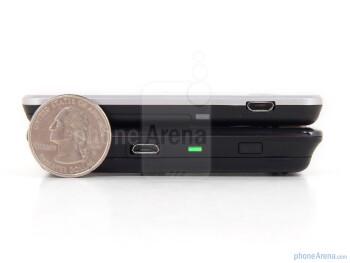 The Novatel MiFi 3G/4G 4082 (L) next to the Novatel MiFi 2220 (R) - Novatel MiFi 3G/4G 4082 for Sprint Review