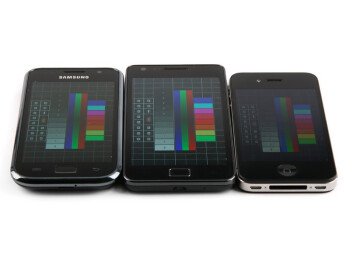Samsung Galaxy S, Samsung Galaxy S II, and the Apple iPhone 4 - Samsung Galaxy S II Preview