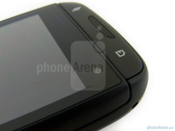 Front facing camera - T-Mobile Sidekick 4G Review