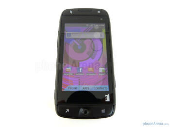 Viewing angles - T-Mobile Sidekick 4G Review