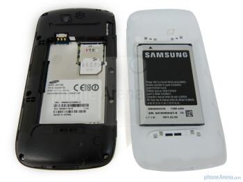 Back - T-Mobile Sidekick 4G Review