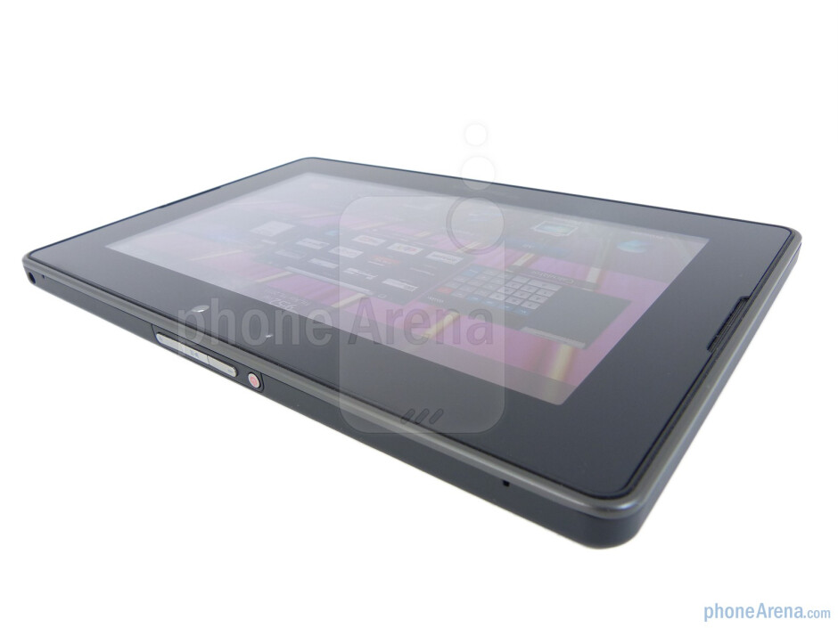 Viewing angles - RIM BlackBerry PlayBook Review