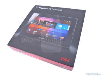 RIM BlackBerry PlayBook Ревю