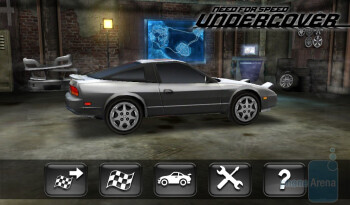 Need For Speed UndercoverPreloaded apps on the RIM BlackBerry PlayBook - RIM BlackBerry PlayBook Review