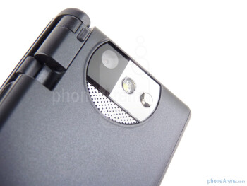 Kyocera Echo has 5MP camera with LED flash - Kyocera Echo Review