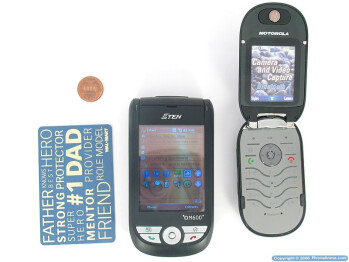 ETEN M600+ PocketPC Review